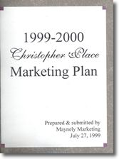 Christopher Marketing Plan